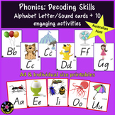 Phonics Decoding Skills: Interactive Printable Resources a
