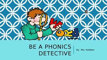 Phonics Detective