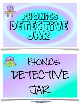 Phonics Detective Task Cards 1 Long Vowel Sounds