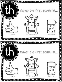 Phonics Digraphs and Blends Practice and Intervention