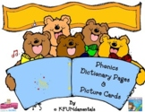 Alphabet Picture Cards & Phonics Pages: Initial Sounds, Wr