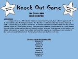 Phonics Digraph Knockout/Bump game for Literacy Centers (s