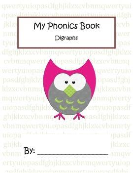 Phonics - Digraphs CH, SH, TH, & WH