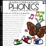 Phonics - Digraphs th sh and ng - Reading Foundational Skills