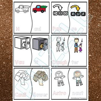 """Phonics """"Diphthongs"""" (Puzzle Cards)"""