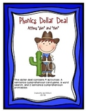 """Phonics Dollar Deal #25: """"sion"""" and """"tion"""" Affixes"""