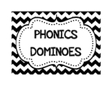 Phonics Dominoes