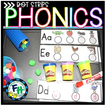 Phonics Dot Strips