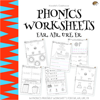 Phase 2 Letters And Sounds Phonics Worksheets Teachers Pay Teachers
