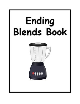 Phonics-Ending Blends