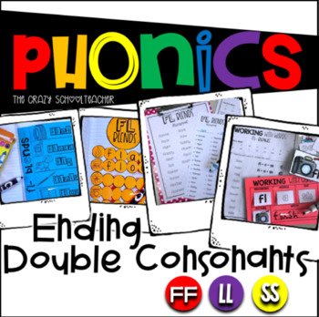 Phonics Ending Double Consonants
