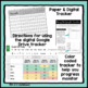 Phonics Exit Tickets: Digraphs with a Digital Google Drive Tracker
