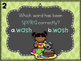 Phonics Exit Tickets~ March