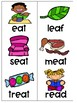 Phonics FREEZE Long E Game