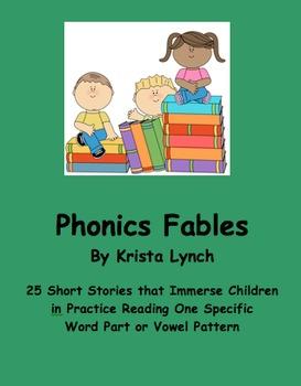 Phonics Fables