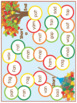 Phonics - Fall Themed Game Boards