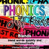 Phonics Fast Reads: Blends