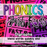 Phonics Fast Reads: Digraphs
