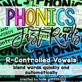 Phonics Fast Reads: R-Controlled Vowels, Bossy R