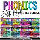 Decoding Fluency Drills THE BUNDLE | Phonics Fast Reads