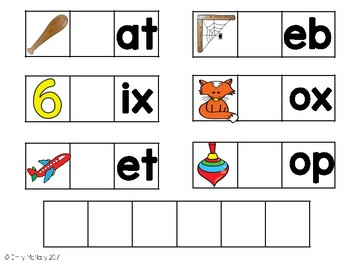 Phonics File Folders: Beginning Sounds