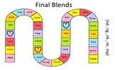 Phonics - Final Blends
