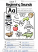 Phonics Find and Cover Mats: Alphabet Beginning Sounds (from Phonics Bundle 3)