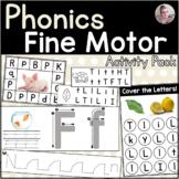 Phonics Fine Motor Activities