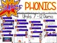 Phonics First Grade Digital Curriculum Unit 12 on 3 letter blends