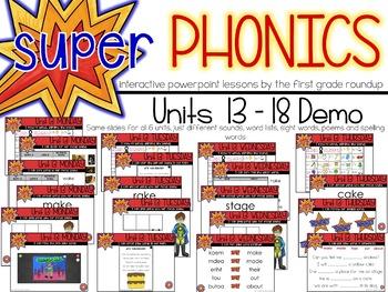Phonics First Grade Digital Curriculum Unit 14 on CVCe Long o