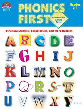 Phonics First - Grades 2-4
