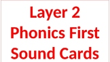 Phonics First Layer 2 Sound Cards