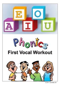 Phonics First Vocal Workout