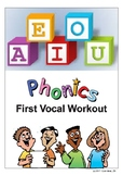 Phonics First Vocal Workout