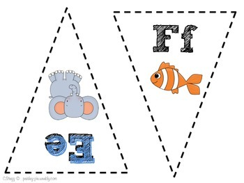 PHONICS: Full Color Classroom Phonics Printable FLAGS, RULES, & MORE