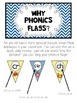 Phonics Flags- blends, digraphs, diphthongs and more! {Pri