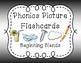 Phonics Flash Cards - Beginning Blends