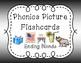Phonics Flash Cards - Ending Blends