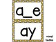 Phonics Flash Cards- Letters, Digraphs, Blends, Vowel Teams