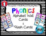 Phonics Flash Cards (Week 1)