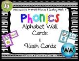 Phonics Flash Cards (Week 11)
