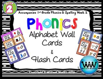 Phonics Flash Cards (Week 2)