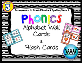 Phonics Flash Cards (Week 3)