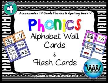 Phonics Flash Cards (Week 4)