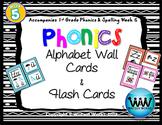 Phonics Flash Cards (Week 5)
