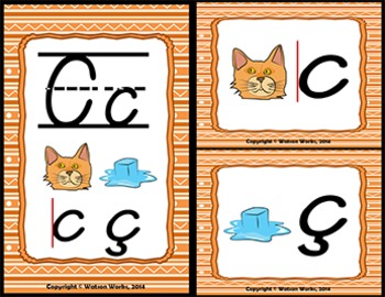 Phonics Flash Cards (Week 6)