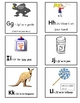 Phonics Flash Cards/picture associations