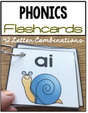 Phonics Flashcards: Letter Combinations