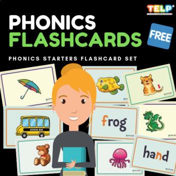 Phonics Flashcards Starters