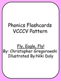 Phonics Flashcards VCCCV Pattern Fly, Eagle, Fly! Reading